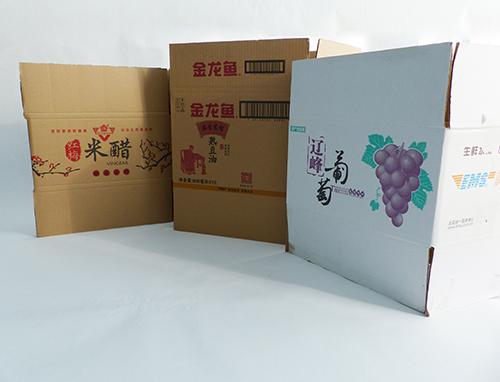大连普通纸箱